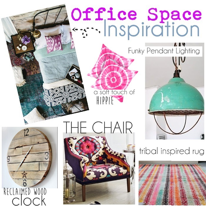 Office Decor Inspiration Board